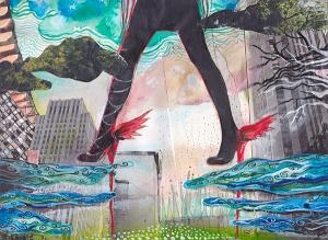 Eliza-Red-Wing-Legs