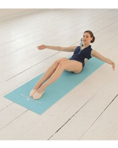 Ballet Beautiful mat workout