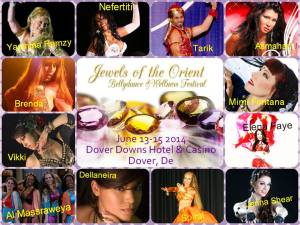 Jewels of the Orient 2014